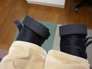 両足の長さの違い