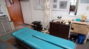 施術院情報-治療室